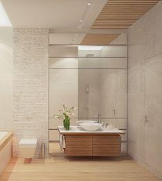 ванная комната Маши