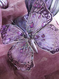 Purple:  Purple Butterfly.