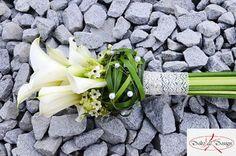 Moderner Brautstrauß