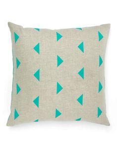 Home | Decorative Pillows | Triangle Decorative Cushion | Hudson's Bay