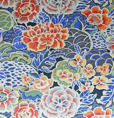 Waverly Print Fabric 54 Quot Floral Flourish Spring Fabrics