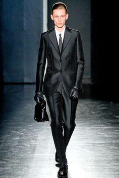 79f31018e0f2 Jil Sander Fall 2012 Menswear Fashion Show