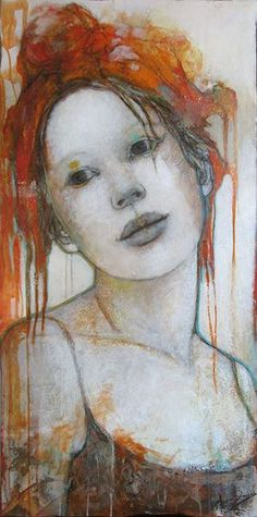 Joan Dumouchel - Contemporary Artist - Figurative Painting