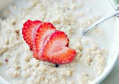 This is delicious oatmeal! I really liked it and it is good with the evaporated milk, but just for convenience I've been making it often with regular milk (and a little less). Very good recipe though. The best morning oatmeal