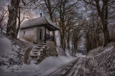 place of meditation by walterguenter