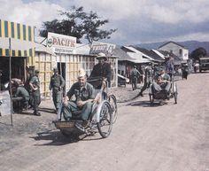 An Khe 1966, during the Vietnam War
