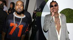 Kanye West Slams Wiz Khalifa and Amber Rose in Epic Twitter Rant