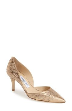 Jimmy Choo 'Dysha' Pointy Toe Pump (Women) available at #Nordstrom