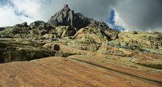 "Vallée des Merveilles, lieu-dit ""les Ciappes"", zone de gravures rupestres"