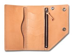 Workman Wallet by Tanner Goods