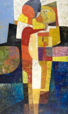 The Lovers by Ota Janecek