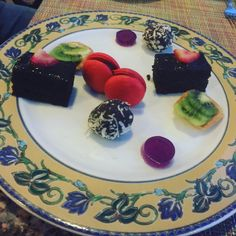 Dessert at Riu Palace Cabo San Lucas | All Inclusive hotel in Los Cabos Mexico.