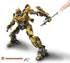 Movie Transformers Bumblebee by mMark on deviantART