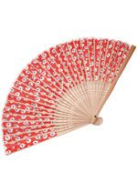 DITSY COTTON FAN  £4.50 from Accessorize