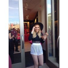 Perrie Edwards ❤ liked on Polyvore featuring perrie edwards