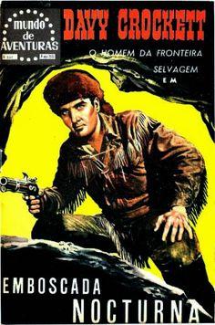 Mundo de Aventuras S1 561: Davy Crockett (1960)   Tralhas Varias