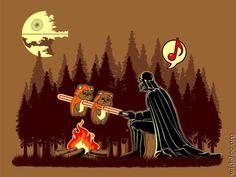 Ese Vader es un loquillo..