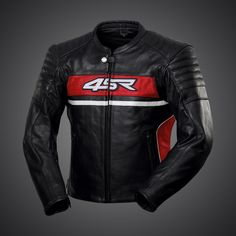Innovated leather jacket Roadster II was primarily developed for use on naked bikes and streetfighters. Motorbike Clothing, Motorcycle Outfit, Motorcycle Jacket, Biker, Motorcycle Clothes, Kevlar Jeans, Motorcycle Leather, Riding Gear, Red Leather