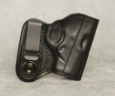 Inside the Waistband Leather Holster for Beretta Nano. Holster comes in black or brown and has ambidextrous capability (left or right hand draw). The clip can be removed and placed on the opposite side of the holster for left hand draw or small of back carry. $54.99 #holster #gunholster #concealedcarry #IWB #Beretta #BerettaNano Gun Holster, Leather Holster, Holsters, Concealed Carry, How To Draw Hands, Wallet, Brown, Birthday, Christmas