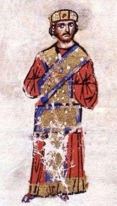 Василиос I (Ромейский Василевс 867 — 886 ,прожил примерно 74 года)