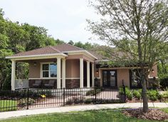 Kb homes hilltop model