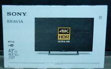 "Sony KD-43X720E 43"" 60Hz 4K Ultra HD Smart LED TV"