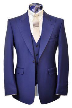 The Morgan Ultramarine Blue - William Hunt Savile Row  - 1