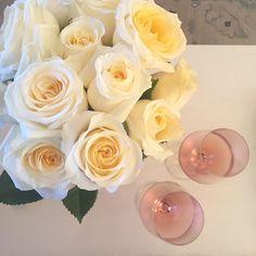 Roses and rosés.
