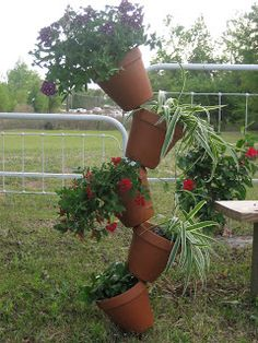 Junk Daily: Tipsy Pots all in one spot!