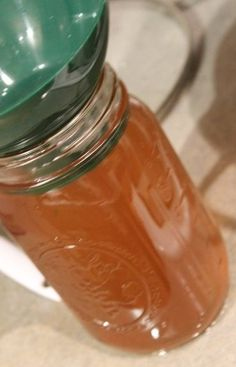 Canning vegetable stock.  Really good canning article