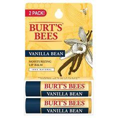 Burt's Bees Vanilla Bean Lip Balm .30 oz : Target