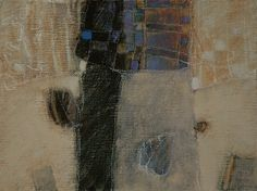 Variations on a blue square by Catherine Severac