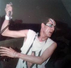 Sex Gang Children, 1983, Lancaster Sugarhouse