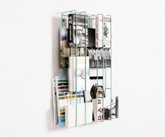 Cover Boy shelf | design by Alex Valder