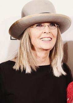Diane Keaton inspiration