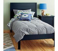 Sam's big boy bed???