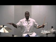 Zildjian Cymbals Lesson with Will Kennedy on the Funk Word