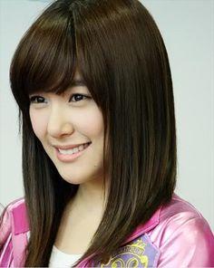 Korean hairstyles for women.
