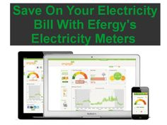 Save On Your Electricity Bill With Efergy's Electricity Meters