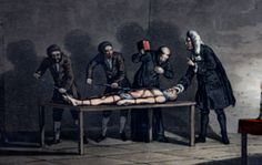 """The """"Seville Tongue Trimmer"""" was a torture device used during the Spanish Inquisition. Rather than cut out the entire tongue of the alleged blasphemer, it just """"took a little off the edges."""" It was thought to be quite humane by the standards of the day, and so was quickly abandoned and thrown onto the scrap heap of history."""