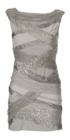 This would be pretty for my cousins wedding.....need a grey dress. Anyone know where to get a kinda inexpensive grey dress for August?