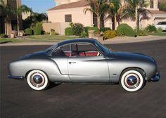 1957 VW Karmann Ghia