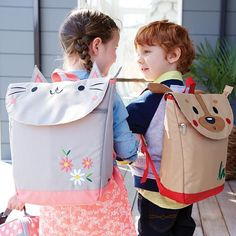 mochilas infantiles de The Land of Nod