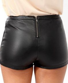 It's high summer, and in heat the most popular leather garment are shorts or tight sexy hotpants.here are a selection of lovely ladies wea. Mini Shorts, Shorts With Tights, Sexy Shorts, Dance Shorts, Leather Tights, Leather Shorts Outfit, Leather Skirts, Leder Outfits, Hot Pants