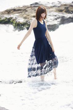 yic17: Watanabe Risa (Keyakizaka46)   Hustle...   日々是遊楽也