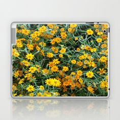 GOLDEN SHOWERS Laptop & iPad Skin by Annie Koh - $25.00