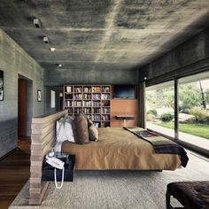 Atalaya House by Alberto Kalach Yoshihiro Koitani - Architecture and Home Decor - Bedroom - Bathroom - Kitchen And Living Room Interior Design Decorating Ideas - #architecture #design #interiordesign #homedesign #architect #architectural #homedecor #realestate #contemporaryart #inspiration #creative #decor #decoration