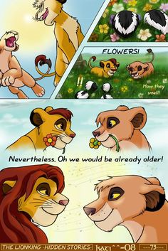 tlk -hs- page 73 by kati-kopa on DeviantArt Lion King Story, Lion King 3, Lion King Fan Art, Disney Lion King, King Art, Lion King Quotes, Lion King Drawings, Lion King Pictures, Lion Pride