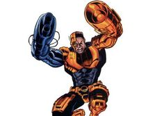 Garrison Kane, also known as Weapon X and Kane, is a fictional character appearing in American comic books published by Marvel Comics. He was created by Fabian Nicieza and Rob Liefeld, and debuted in X-Force vol. 1 #2 (1991).