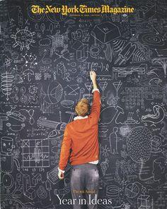 #NYTimesMag #chalkboards #typography